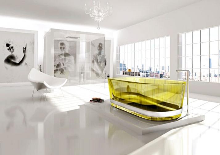 The VIRGIN // bathtub