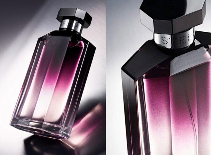 STELLA // perfume bottle