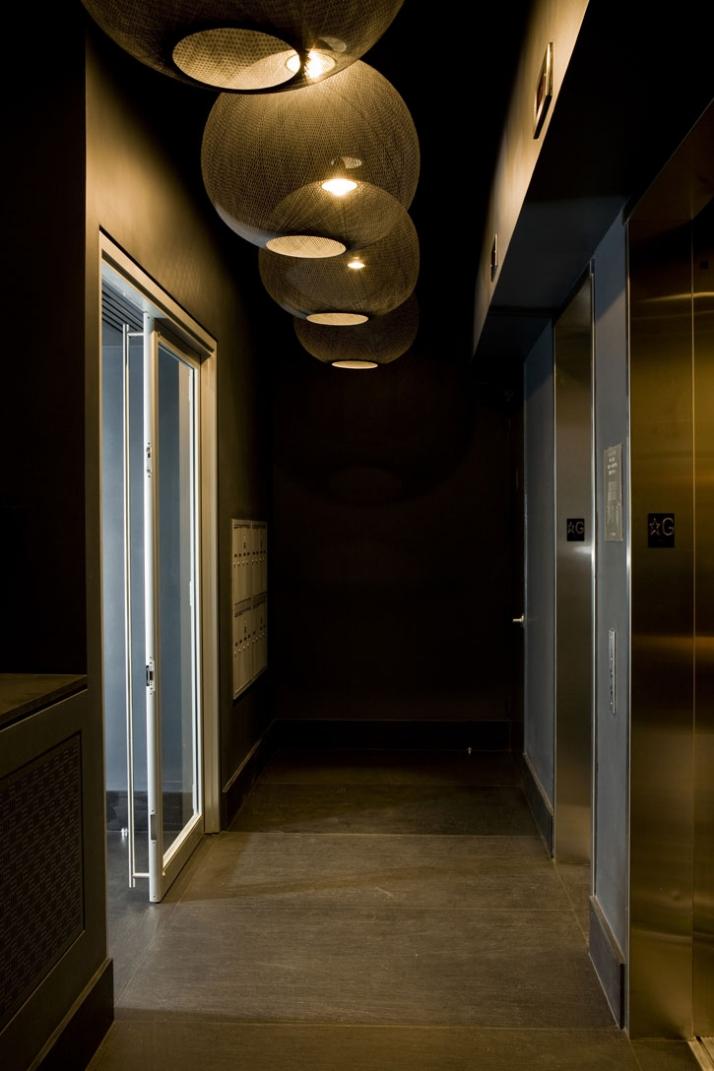 elevators // photo © Antoine Bootz
