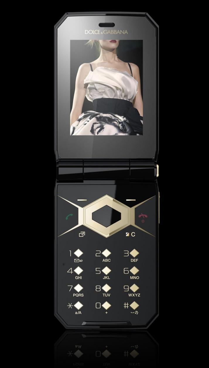 Dolce & Gabbana for Sony Ericsson | Yatzer