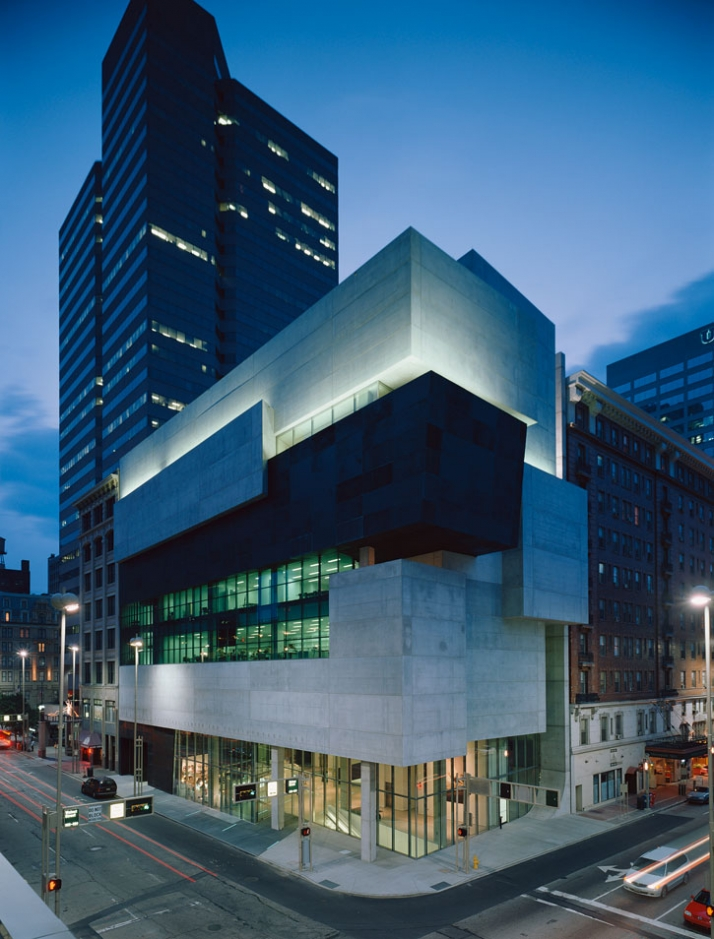 Copyright: Roland Halbe Title: Lois and Richard Rosenthal Center for Contemporary Art, Cincinnati, OH, USA