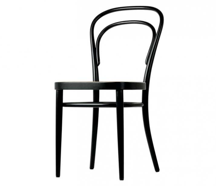 To mark the 150th birthday of the café chair 'No 14' (today called the 214) Thonet is announcing a worldwide photo competition. Anyone can take part: