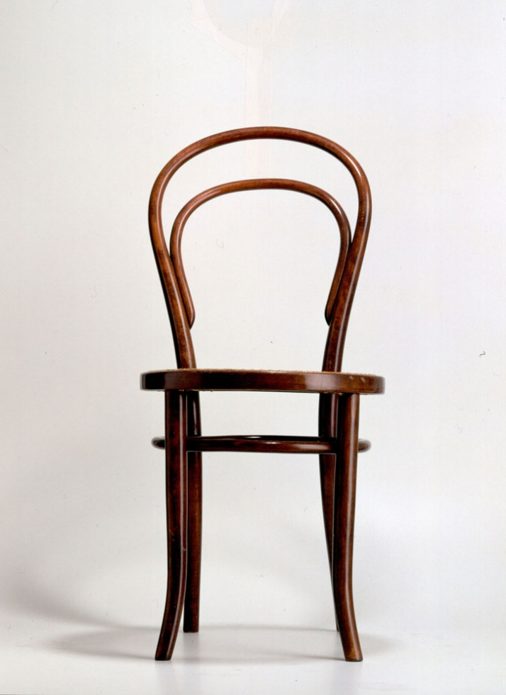 To Mark The 150th Birthday Of The Café Chair U0027No 14u0027 (today Called
