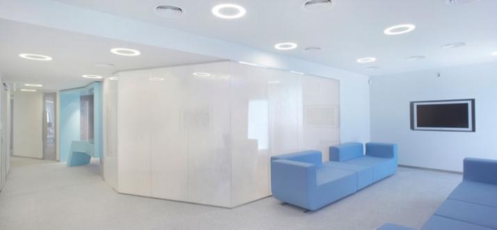 Eye Clinic Interior Design