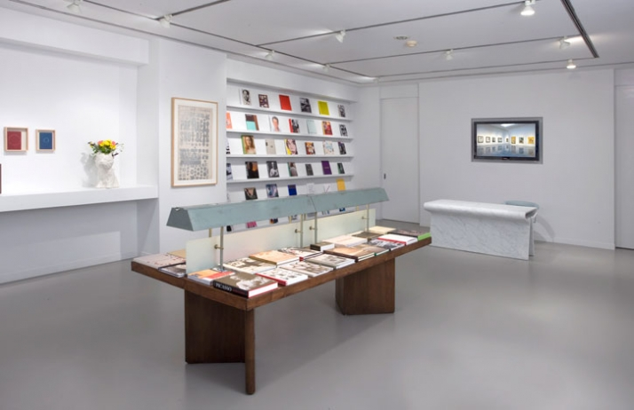 a general view of the NY shop Courtesy of Gagosian Gallery