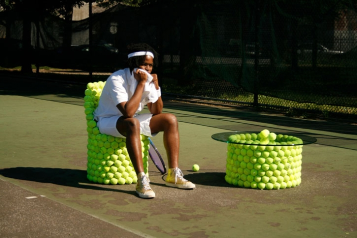 HEX TEnnis collection by Hugh Hayden