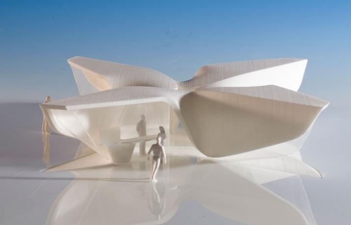 3D model © UNStudio
