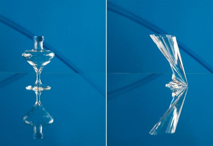 (left) // 2d prize winner // Close Glass - Nathan Studer, Switzerland (right) // 3d prize winner // Comet - Ekarin Khunapinya, Thailand