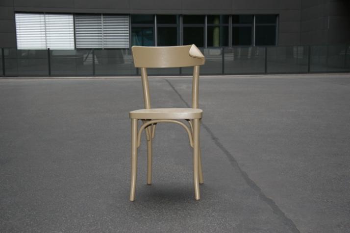 Artist: MARKUS HOFER Title: Sitzecke Date: 2007 Materials: wood
