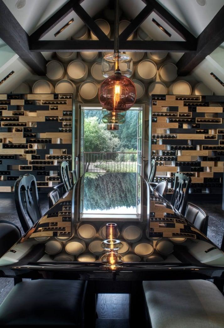 The Tasting room // photo © Dim Balsem