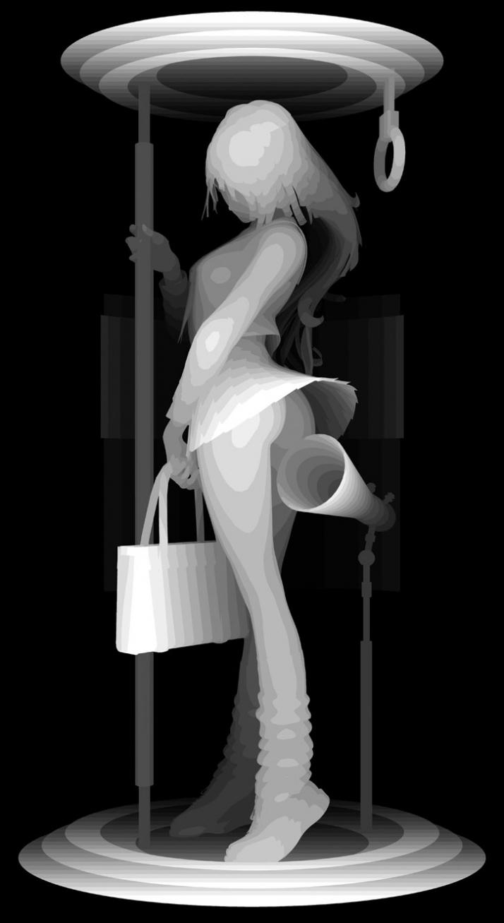 Physical contact, © Kazuki Takamatsu Courtesy of Gallery Tomura