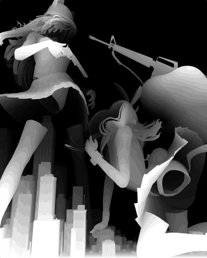 HIGHΎ-ΗLOW, © Kazuki Takamatsu Courtesy of Gallery Tomura