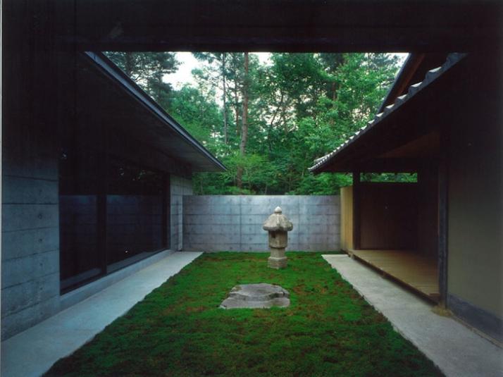 Ogawa cottage extension  // Image Courtesy of Kidosaki Architects studio