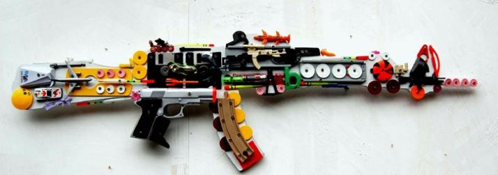 Kalashnikov Brian // © Robert Bradford Image Courtesy of Robert Bradford