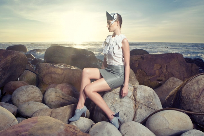 Suzaan Heyns // Spring-Summer '2010 photo © Brett Rubin