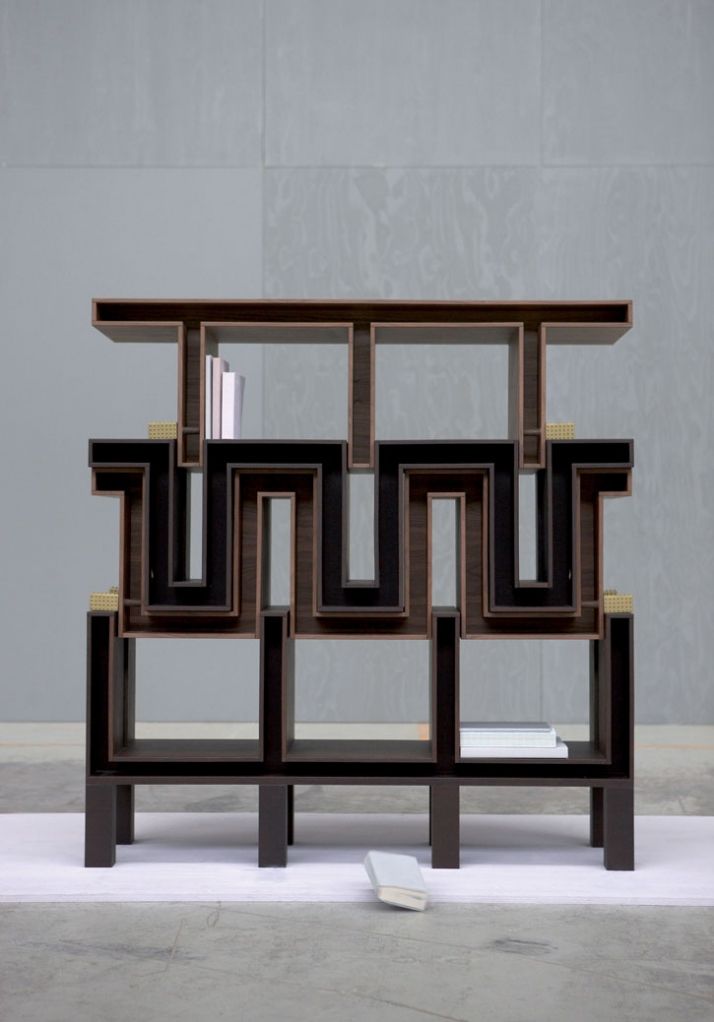 Pattern Cabinet // Image Courtesy of Charlotte van den Brand