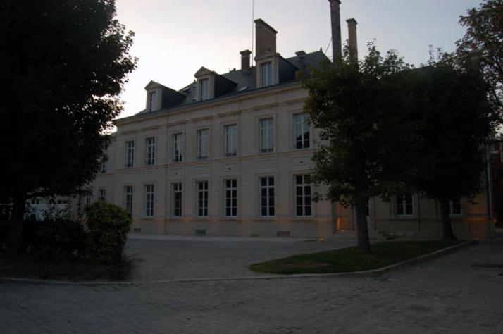 Hôtel du Marc in Reims // FR Image Courtesy of Yatzer.com