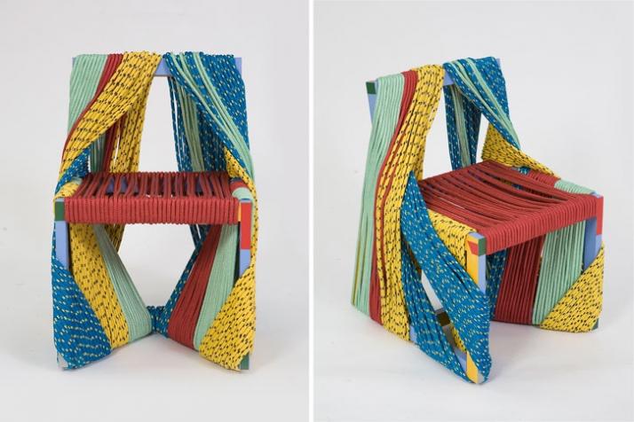 Africa chair 2009, © Rodrigo Almeida