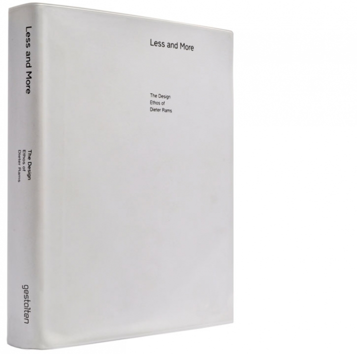Less and more the design ethos of dieter rams yatzer for Less is more boek