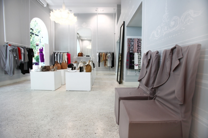 boutique Prive in Tbilisi, GEORGIA // Image Courtesy of ROOMS