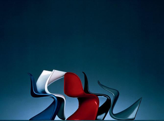 photo © Archiv Vitra Design Museum, Weil am Rhein Image Courtesy of Verner Panton