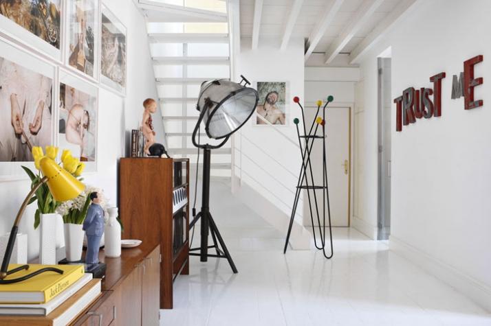 // floor Lamp Serge Mouille Photo © Manolo Yllera