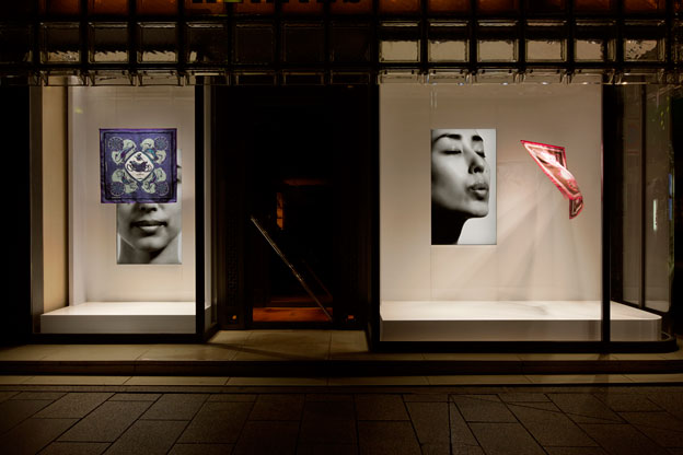 Image Courtesy of Hermès Japon // 2009