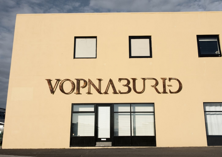 THE ARMOURY / VOPNABÚRIÐ // photo © Marino Thorlacius