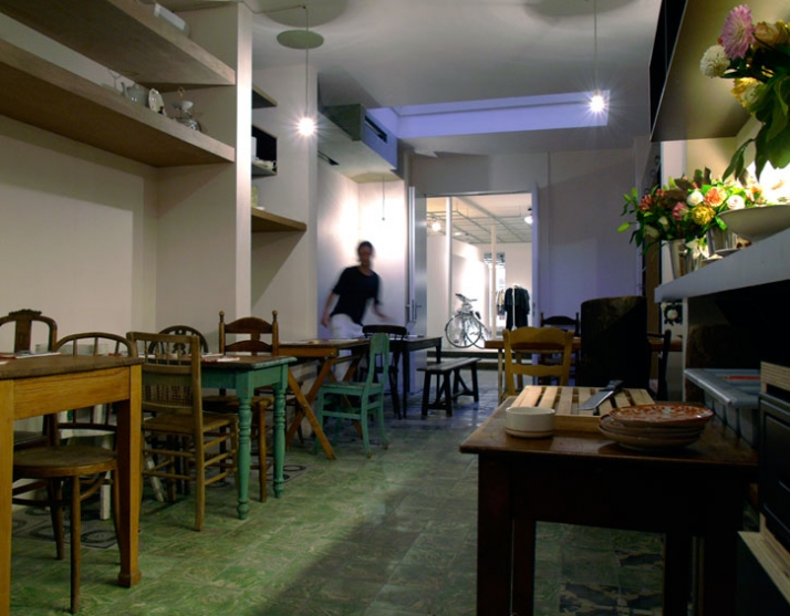 The RA restaurant, Image Courtesy of RA
