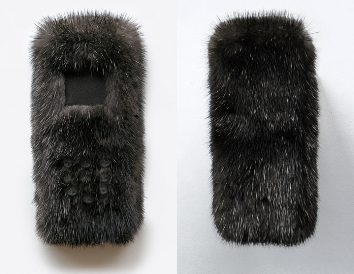 Phone mink // Image Courtesy of Magnhild Disington
