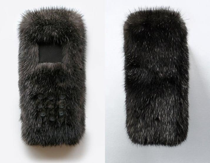 Phone mink // Image Courtesy of Magnhild Disington