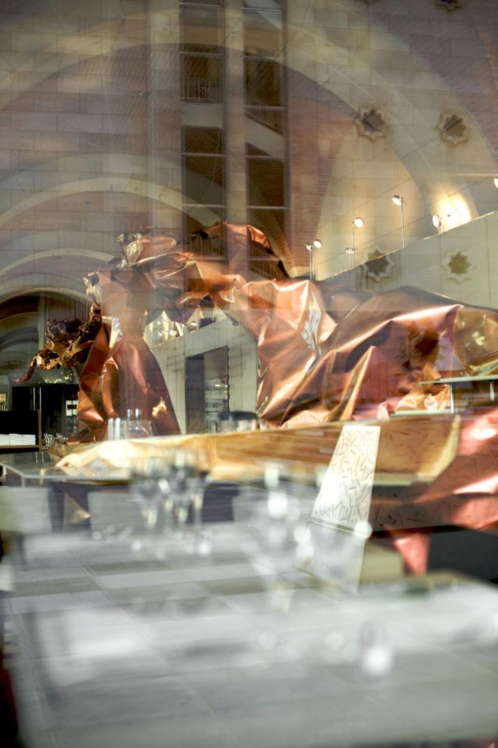Image Courtesy of Kwint Brussels + Studio Arne Quinze