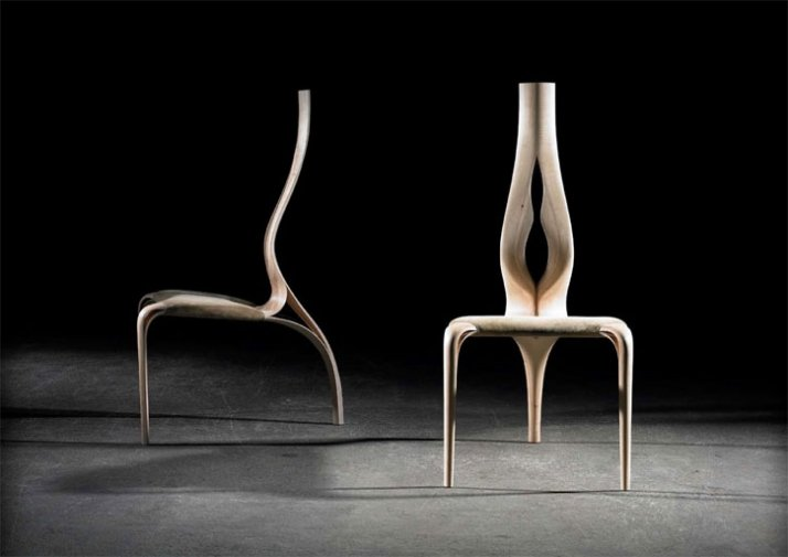 ENIGNUM chair  // ©  Joseph Walsh