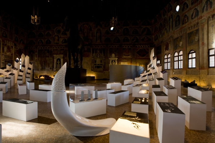 photo © Fabrizio Marchesi // www.fabriziomarchesi.com Image Courtesy of Zaha Hadid Architects