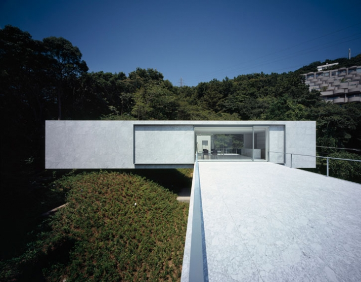 photo © Ken'ichi Suzuki // Image Courtesy of MOUNT FUJI ARCHITECTS STUDIO