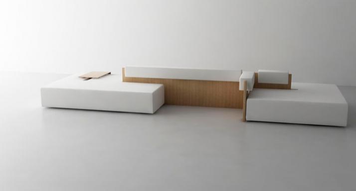 Cut Sofa //