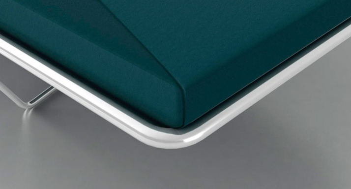 Iceberg sofa // detail