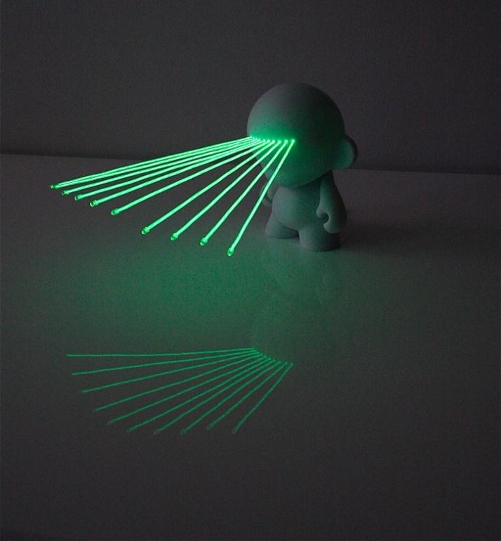 Laser Boy