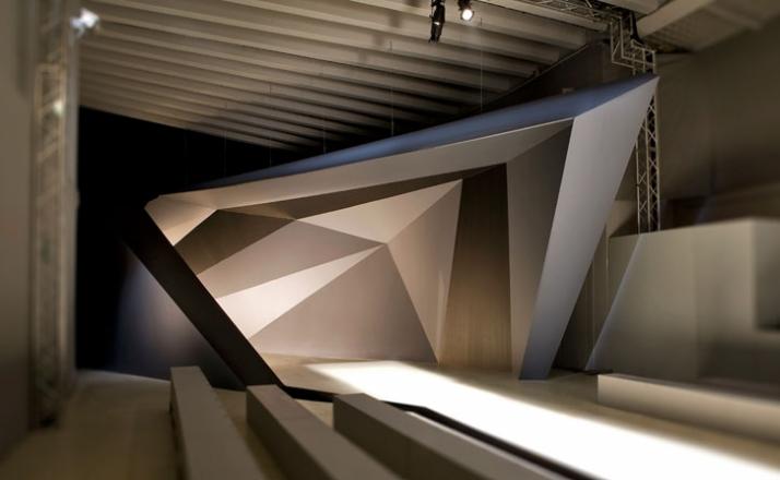 Image Courtesy of AquiliAlberg Architects // photo © Fabrizio Marchesi