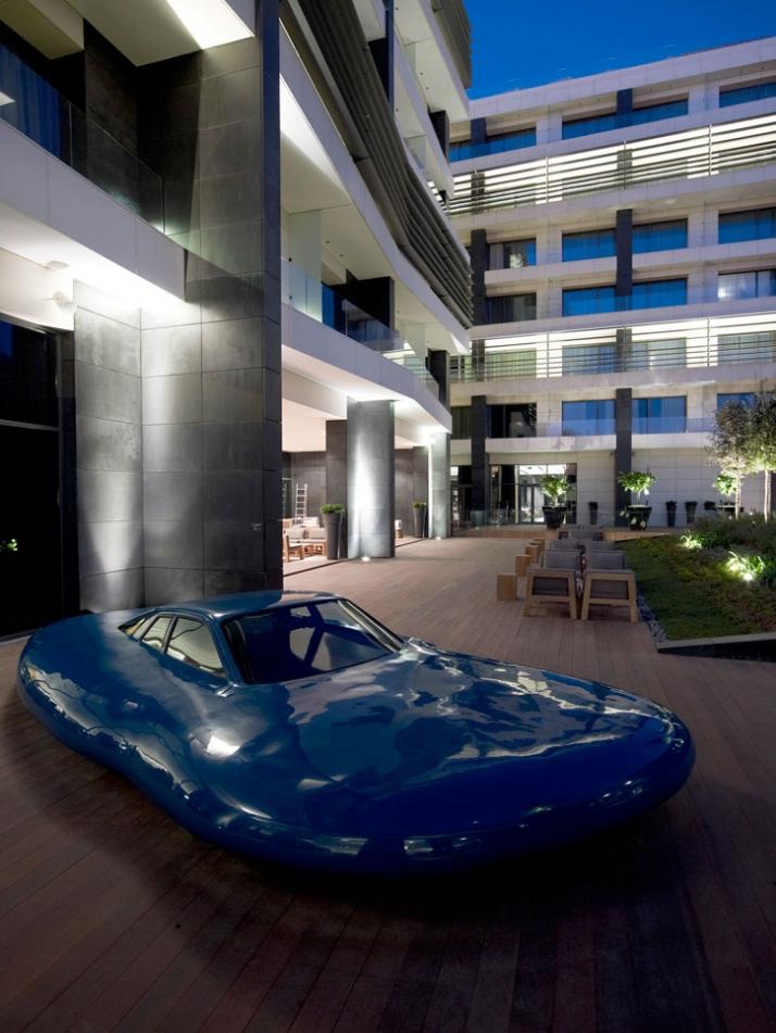 The Met Hotel In Thessaloniki Yatzer - The-met-hotel-in-thessaloniki-greece-is-for-the-elite