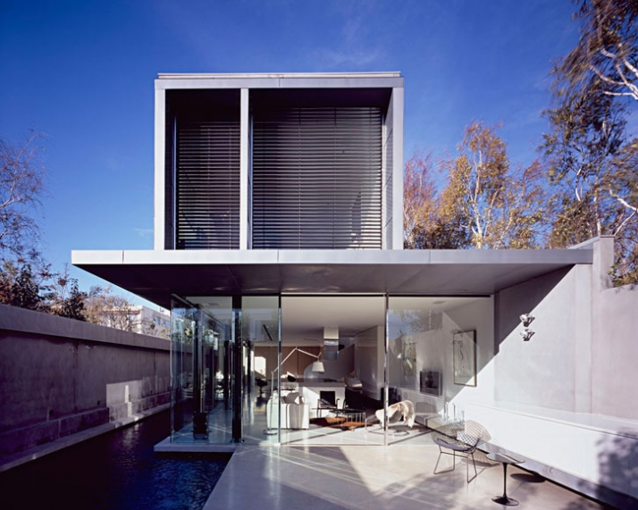 ross street residence in melbourne yatzer