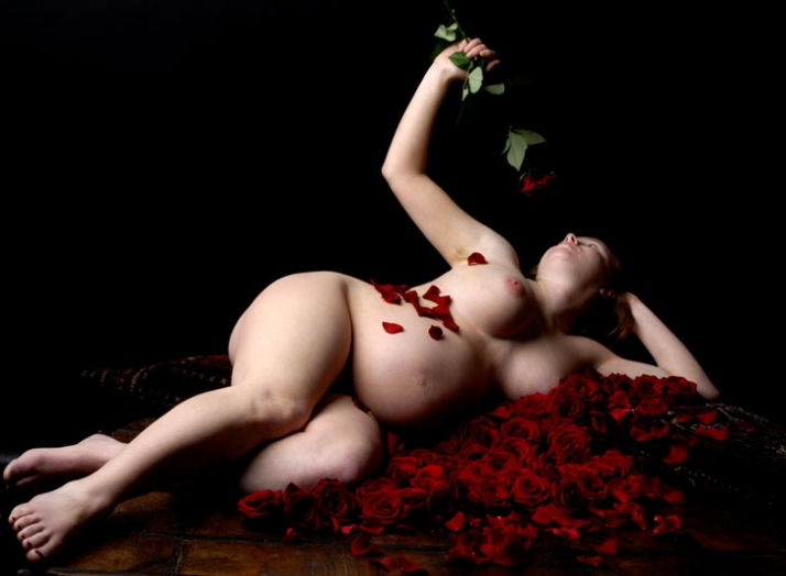 photo © Carolyn Cowan, Rose, 2009