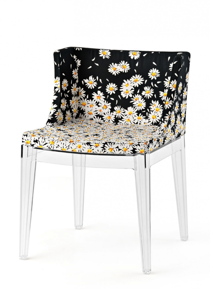 MADEMOISELLE MOSCHINO by Philippe Starck // Image Courtesy of Kartell