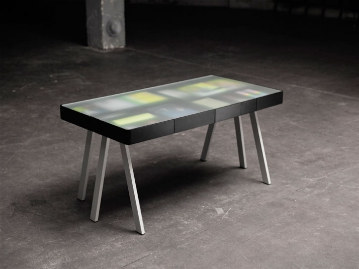The Treasury Table // Image Courtesy of Process