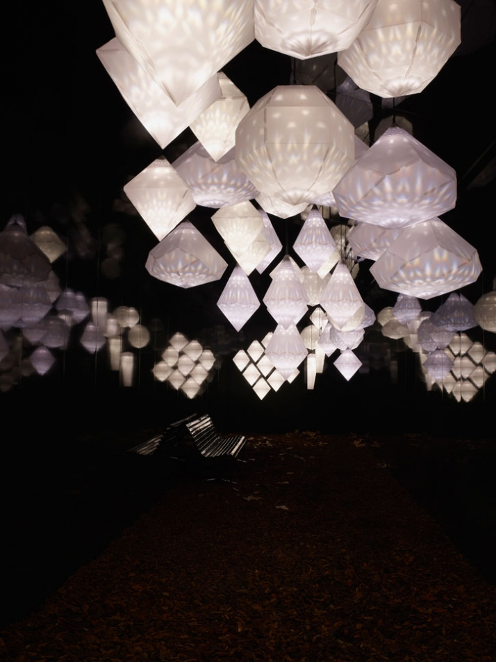 AMPLIFY by Yves Béhar // image Courtesy of Swarovski