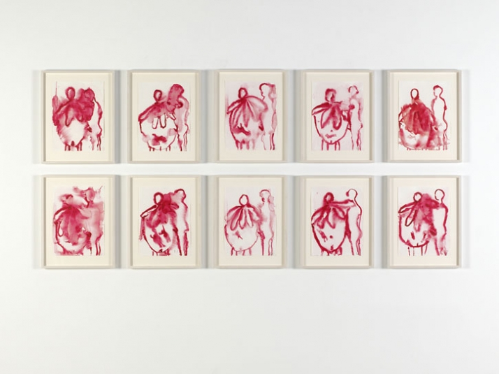 The Family, 2007 © Louise Bourgeois Courtesy of the artist, Hauser & Wirth and Cheim & Read, New York Photo: Christopher Burke