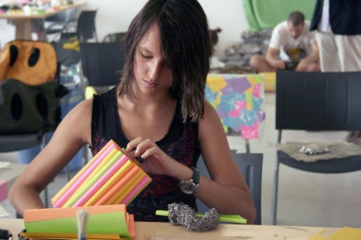 Scuola politecnica di design spd summer workshops 2010 for Scuola design milano