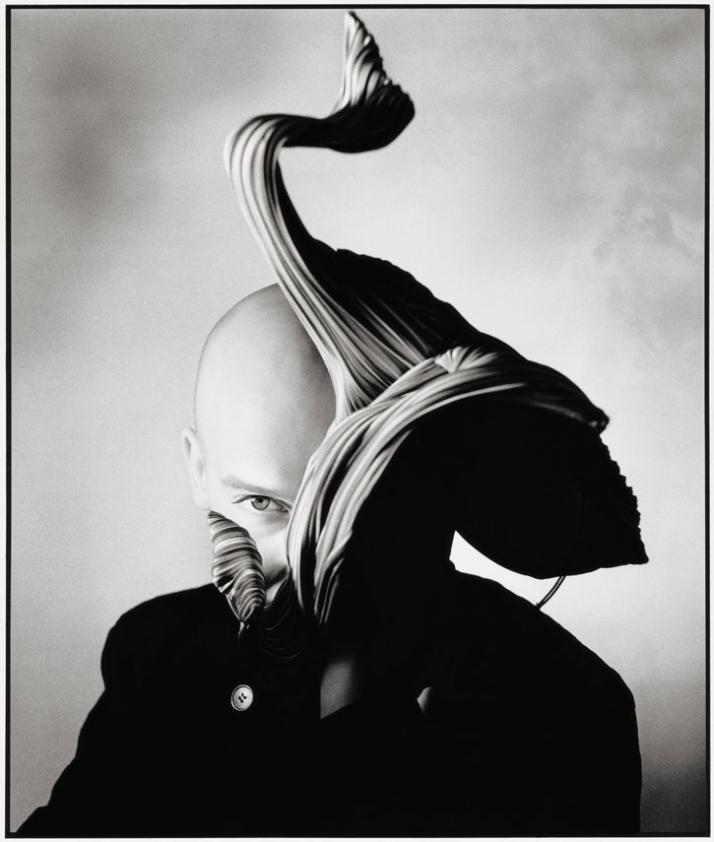 Stephen Jones (c) Photography: Nick Knight, 1985