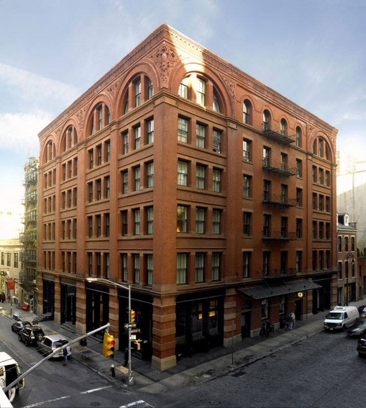 the mercer hotel in the heart of soho new york city yatzer. Black Bedroom Furniture Sets. Home Design Ideas