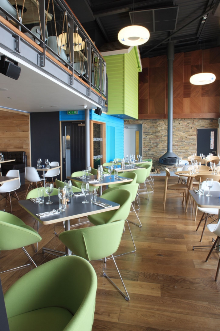 Urban Reef, BOSCOMBE Lead designer // Macaulay Sinclair Category // Restaurant, bar or club in another space